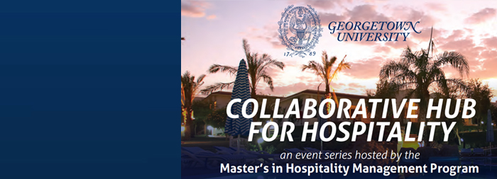 Collaborative Hub for Hospitality: Fall 2014 Event Series