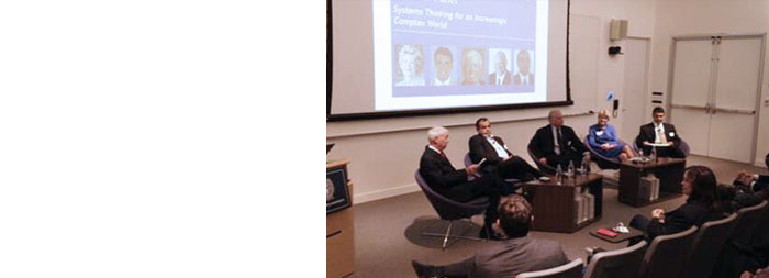 Systems Engineering Panelists Offer Career Advice, Industry Insights