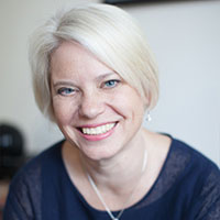 Headshot of Kate Ebner, Founder, Institute for Transformational Leadership