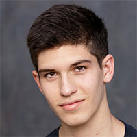 Headshot of Trevor Dalton
