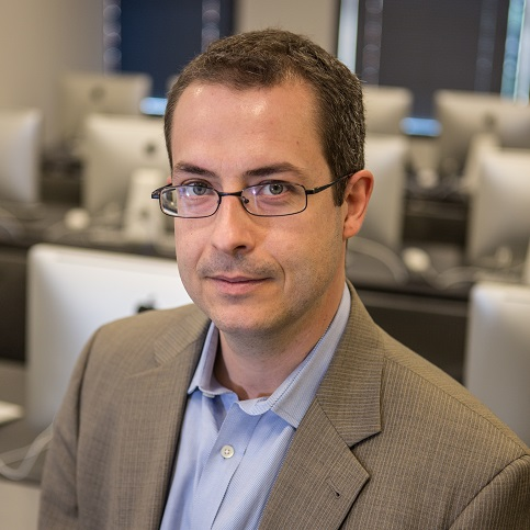 Headshot of Frederic Lemieux, Ph.D.