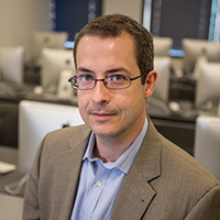 Headshot of Frederic Lemieux, Faculty Director