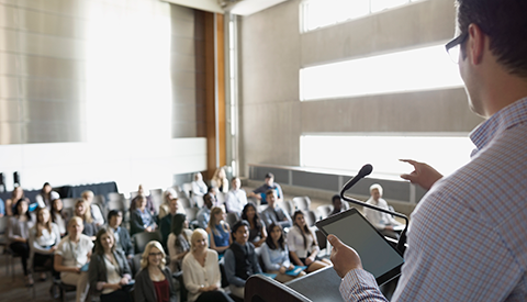 8 Tips for Better Public Speaking