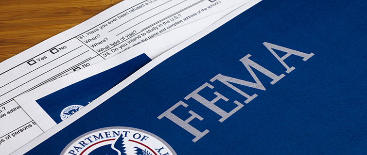 Forms for the Federal Emergency Management Agency