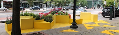 Creating Community and a Sense of Place, One 'Parklet' at a Time