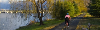 Making D.C. a National Model for Bike Trail Systems