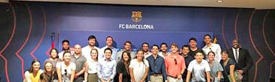 'More Than a Club': Learning from Barcelona's Iconic Soccer Team
