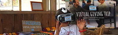Telling Social Impact Stories Through Virtual Reality with TOMS Shoes