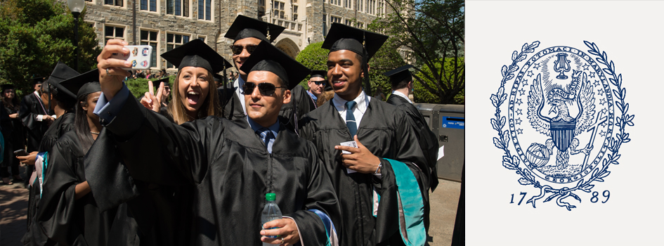 Georgetown Buzz Interviews 2015 MPS Graduates [VIDEO]