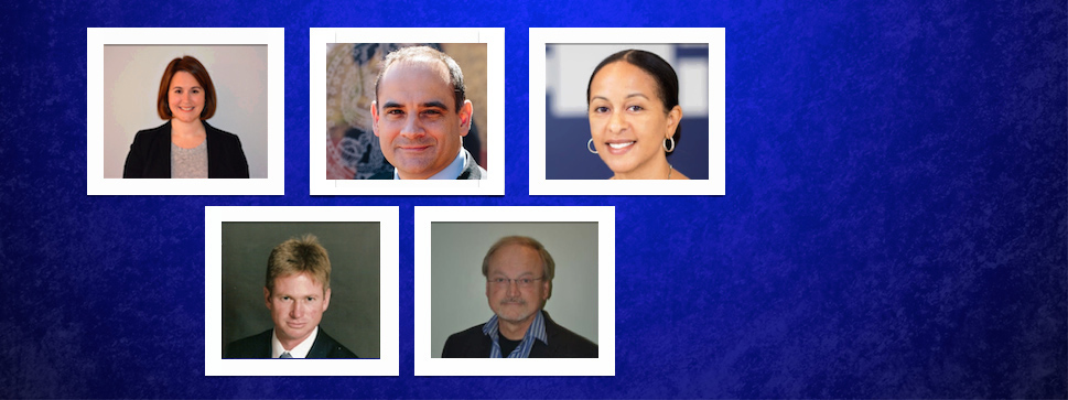 Five Popular Adjunct Professors Join Full-Time SCS Faculty