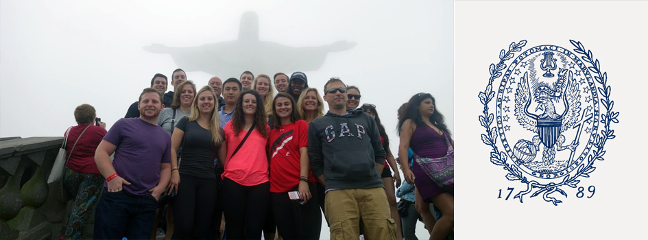SIM Students Travel to Brazil's Epicenter of Sports