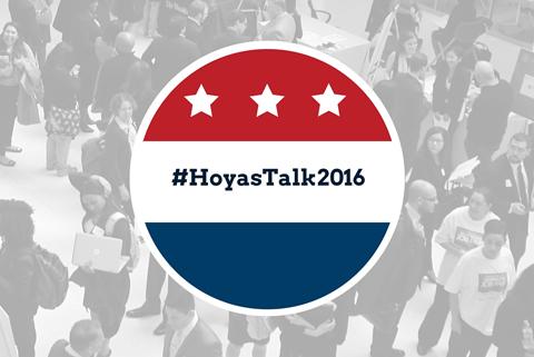 #HoyasTalk2016