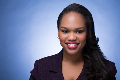 Brittany Harris, Georgetown SCS Human Resources Management alumna