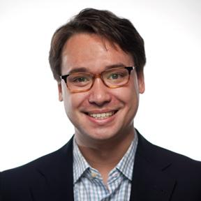 Georgetown SCS Journalism Alumnus, Byron Tau