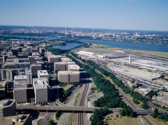 Crystal City/Pentagon City, Virginia
