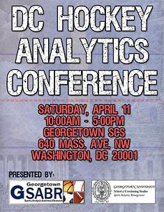 DC Hockey Analytics Conference
