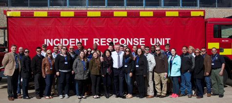 UK National Resilience program
