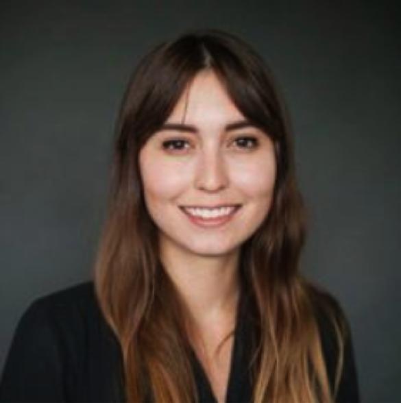 Georgetown SCS Journalism Alumna, Elena Chiriboga