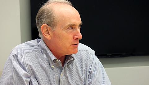 John Micneill, Georgetown professor