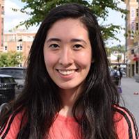 Headshot of Sophia Wu