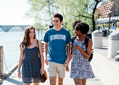 Georgetown Summer Sessions for Visiting Students