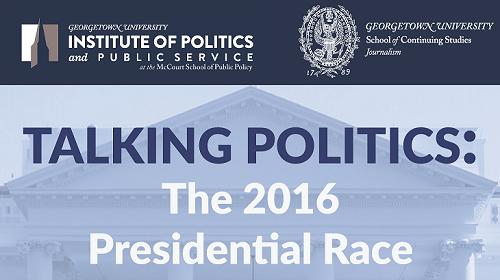 Talking Politics 2016